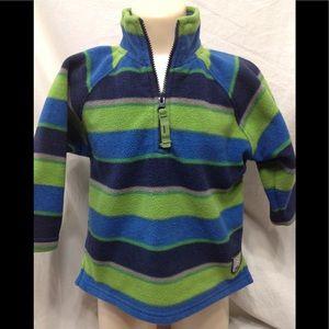 Boy's size 18 months CARTERS fleece pullover